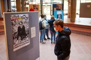 Foto Ausstellung Berufsschulzentrum von Keisha Kocher
